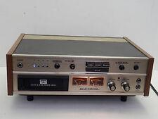 AKAI GXR-82D 8-TRACK PLAYER TAPE RECORDER Glass and X'Tal Ferrite Head