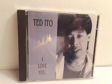 Ted Ito - I Love You, Ted Ito (CD, 1993, Viva)