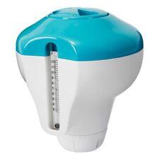 Dosificador flotante para pastillas de cloro termometro intex piscinas cartuchos