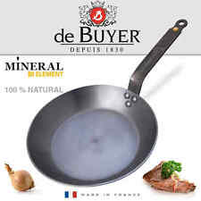 de Buyer - Mineral B Element - runde Eisenpfanne 28 cm