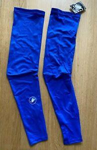 Brand New Original Castelli Leg Warmers XS