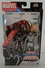 2011 Marvel SPIDER-MAN and DOCTOR DOOM Figure Comic Pack Greatest Battles MISB