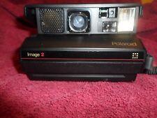 Polaroid Image 2 land camera, Black.
