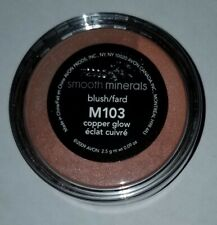 Avon Smooth Minerals Blush Copper Glow NIB