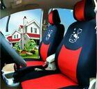 New Cute 10 Pcs Hello Kitty Universal Car Seat Covers