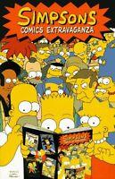 Simpsons Comics Extravaganza (Simpsons Comics Compilations) by Matt Groening