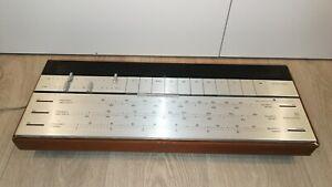 BANG & OLUFSEN BEOMASTER 1200 AMPLIFICATORE STEREO HI-FI CD RADIO RARO BOSE B&O
