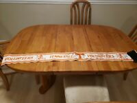 University of Tennessee Vols AUTOGRAPHED  Football roll decal Fulmer Witten 20+