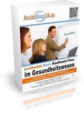 AzubiShop24.de Basis-Lernkarten Kaufmann / Kauffrau im Gesundheitswesen von Uwe Müller (2018)