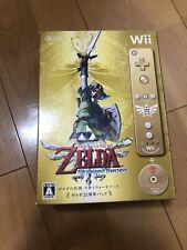 Zelda no Densetsu: Skyward Sword -- Zelda 25th Anniversary Pack Nintendo japan
