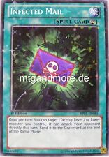 Yu-Gi-Oh 1x Infected Mail - - - BP01 - Starfoil - Battle Pack