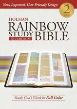 Holman Rainbow Study Bible: KJV Edition, Hardcover (2014, Hardcover)