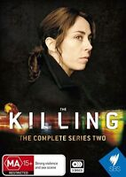 The Killing : Series 2 (DVD, 3-Disc Set) R-ALL - LIKE NEW-FREE POST IN AUSTRALIA