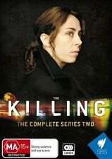 The Killing - The Complete Series 2 DVD NEW