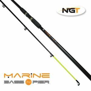 NGT Marine Bass & Pier 11ft 2pc Sea Fishing Rod