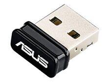 ASUS USB-N10 NANO Wireless-N 150Mbps 802.11b/g/n Tiny Small USB Adapter BLACK
