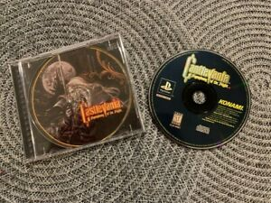 Castlevania Symphony of the Night (PlayStation 1,1998) TESTED FAST SHIPPING
