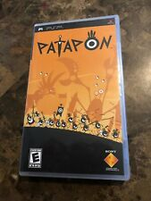 Patapon (Sony PSP, 2008) Complete!