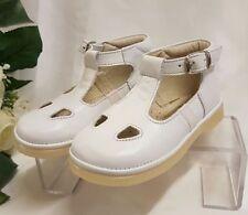 Chaussures en cuir pour fille de 2 à 16 ans pointure 25