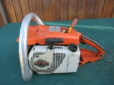 Vintage STIHL 031AV ELECTRONIC QUICKSTOP Chainsaw Chain Saw