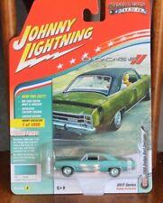 2017 JOHNNY LIGHTNING Special Edition 1969 DODGE DART SWINGER Version A 1/1,800