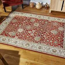TRADITIONAL RUG FLAT WAVE KITCHEN LEVEING ROOM ANTI SLIP FLOOR CARPET RUGS