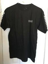 NEW VANS GRAPHIC T-SHIRT (Black) Medium