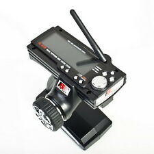 For Flysky FS-GT3B 2.4G 3CH Transmitter With Receiver&Fail-Safe For RC car boat