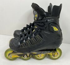 Mission D2 DNA Inline Hockey Roller Skates Sz 5D US Men Shoe 5/ US Women 6