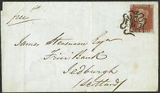 1841 1d Red Pl 35 CG Fine London No 6 in Maltese Cross Cat. £450.00