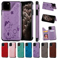 Back Phone Case For Samsung Galaxy S20 Ultra S20 Plus Leather Wallet Stand Cover