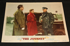 1959 The Journey Lobby Card 58/404 #7 MGM (C-4)