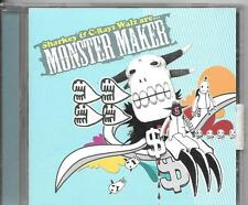 CD ALBUM 12 TITRES--SHARKEY & C-RAYZ WALZ ARE...--MONSTER MAKER--2007