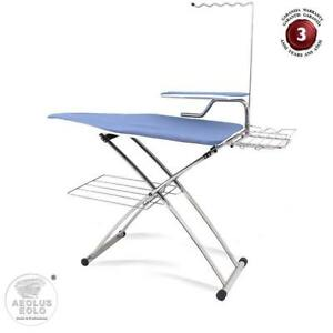 IRONING BOARD FOR INTENSIVE USE, ROBUST, STABLE AND MADE TO LAST EOLO AT06