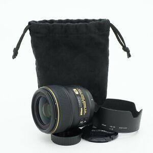 Nikon AF-S NIKKOR 35mm F/1.4 G N SWM RF Aspherical Lens