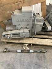 Beck 11 409 Rotary Electric Actuator 120v 400va 60hz 1ph