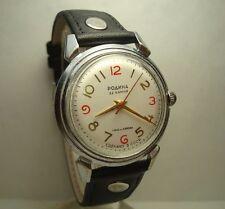Poljot Rodina mens wrist watch Automatic 22 Jewels 1MChZ 1950s USSR RARE Service