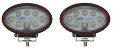 2x LED Scheinwerfer Arbeitsscheinwerfer Nahfeldausleuchtung E9 Prüfzeiche 24W