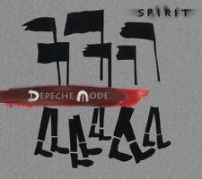 CD de musique pop rock digipack depeche mode