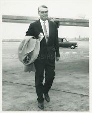 DIRECTOR KEN ANNAKIN 1960s  VINTAGE PHOTO ORIGINAL