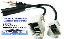 VOLVO Antenna Adapter FM Modulator Wire Set (to add AUX input) VOL98-09carx