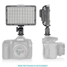 Neewer Photo Studio 176 LED Dimmable on Camera Video Light for Canon Nikon
