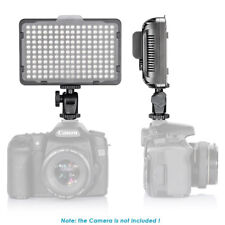 Neewer Photo Studio 176 LED Dimmable on Camera Video Light for Canon,Nikon