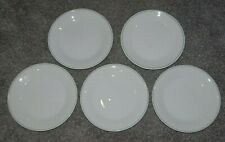 Braniff International 747 PL 4 Dinner Plates - Set of 5