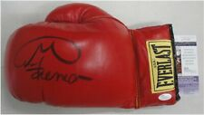 George Forman Hand Signed Autographed Boxing Glove Fighting Legend JSA V53568