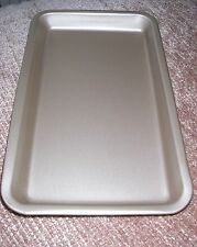 "NON STICK SWISS ROLL  HeavyBISCUIT BROWNIE BAKING TRAY TIN 13"" x 8"" x 1.5"""