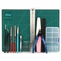 DIY Modeler Herramientas básicas Juego de manualidades Hobby Model Building Kit