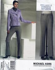 Vogue 2873 Sewing Pattern Misses' Michael Kors Jacket & Pants 20,22,24 - uncut