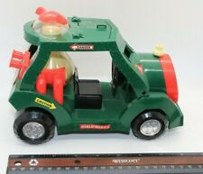 VINTAGE - 1991 - BANDAI - LITTLE DRACULA - GARLIC MOBILE - CAR -
