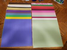 """91 Pieces Of Scrapbooking Paper/Card Stock - 12"""" X 12"""""""